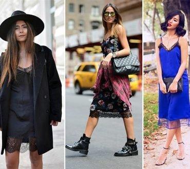 Idei de stil pentru a purta rochia furou pe timp de zi